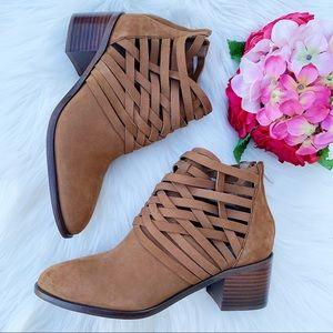 1 .State Iliza Leather Bootie Size 7.5 NEW $139
